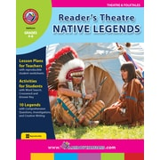 Reader's Theatre: Native Legends, 4e à 6e années, ISBN 978-1-55319-169-8