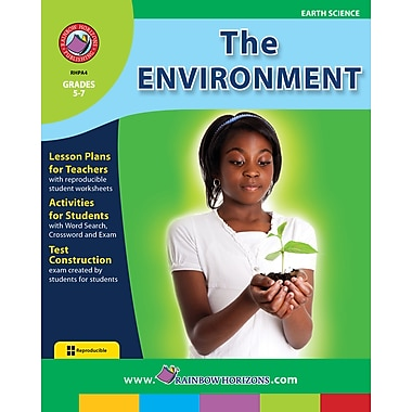 eBook: The Environment, Grades 5-7 (PDF version, 1-User Download), ISBN 978-1-55319-010-3