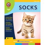 Socks - Novel Study, 3e et 4e années, ISBN 978-1-55319-042-4