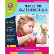 Hands On Classification, prématernelle à maternelle, ISBN 978-1-55319-228-2