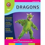 Dragons, anglais, maternelle à 1re année, livre num. (téléch. 1 util.), ISBN 978-1-55319-219-0