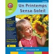 Un Printemps Sensa-Soleil, maternelle à 1re année, ISBN 978-1-55319-271-8
