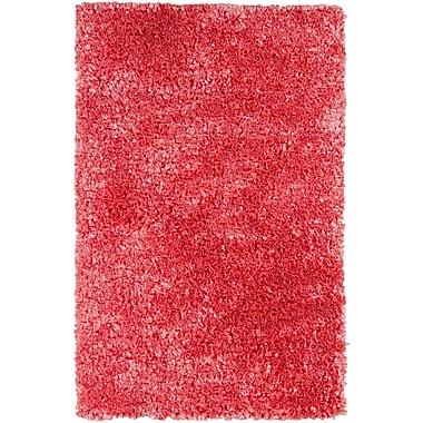 Chandra Proline Pink Salmon Area Rug; 3'6'' x 5'6''