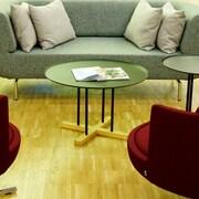 B&T Design Sini Coffee Table; White