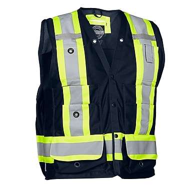 Forcefield Surveyor's Vest, Navy, Large