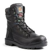 Kodiak – Chaussures de travail pour hommes Blue de 8 po, noir