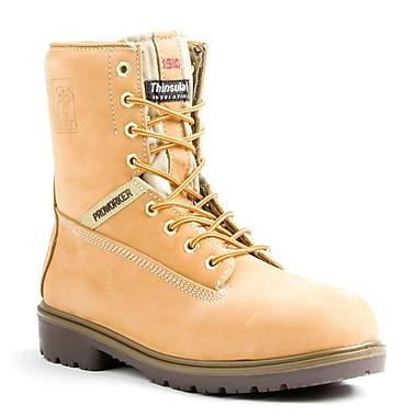 Kodiak – Chaussures de travail pour hommes Proworker de 8 po, blé, taille 9,5