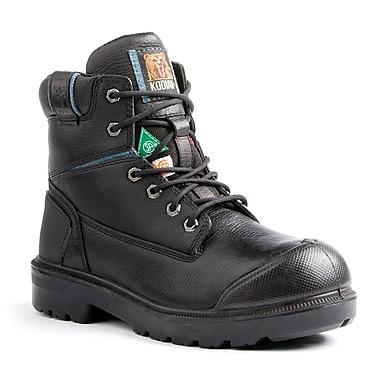 Kodiak – Chaussures de travail Blue pour hommes, 6 po, noir, taille 7,5