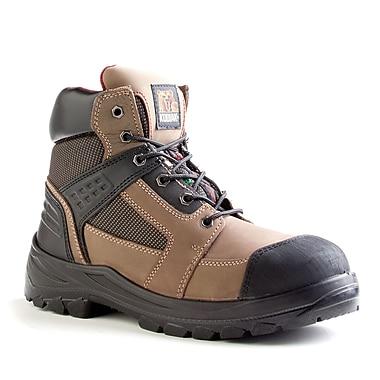 Kodiak – Chaussures de travail Rebel pour hommes, 6 po, gris, taille 10,5