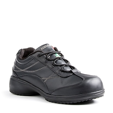 Kodiak Taylor Women's Casual Safety Shoe, Black, Size 6.5