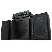 Arion Legacy ARDS300-BK 3-Piece Gaming 2.1 Speaker System, Black, English