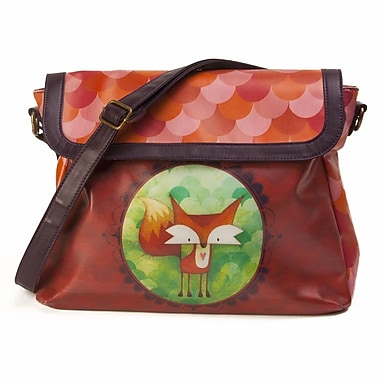 Ketto Bucket Purse, Fox