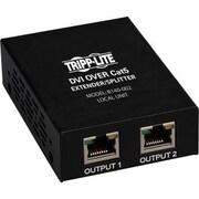 Tripp Lite – Prolongateur DVI sur Cat5/répartiteur, émetteur local 2 ports, 1 périphérique d'entrée, (B140-002)