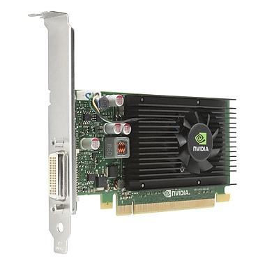 HP Quadro NVS 315 Graphic Card, 1 GB DDR3 SDRAM, PCI Express 2.0 x16, Lowprofile, (E1U66AA)