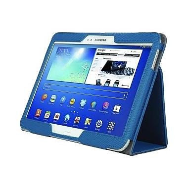 Kensington – Comercio étui portefolio souple et support pour Galaxy Tab 3, bleu, (97114)