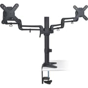 "Tripp Lite DDR1327SDFC Desk Mount for Flat Panel Display, 13"" to 27"" Screen Capacity, Black (DDR1327SDFC)"
