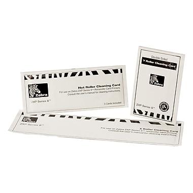 ZebraMD – Trousse de cartes de nettoyage pour Series 8