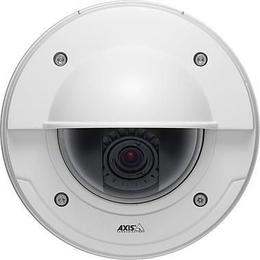Axis Communications – Caméra réseau filaire à dôme 0482-001, blanc