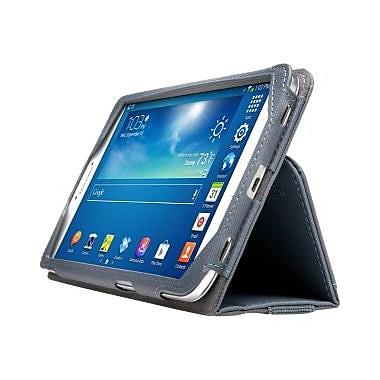 Kensington – Étui portefeuille souple, pour Samsung Galaxy Tab 3, gris ardoise, (97167)
