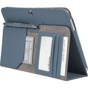 Kensington – Comercio, étui portefolio souple et support pour Galaxy Tab 3, gris ardoise, (97097)