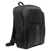 "V7 Professional 2 Black Nylon Backpack for 16"" Laptop/Tablet (CBP21-9N)"