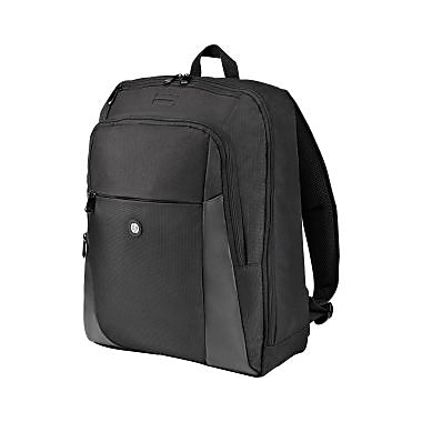 HP Essential Backpack, Black, (H1D24UT)