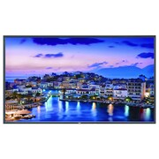 "NEC V Series V801-AVT 80"" 1080p Commercial LED LCD TV, Black"