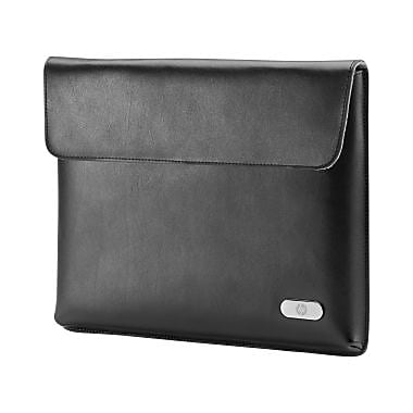 HP ElitePad Leather Slip Case, Leather, (E5L02UT)