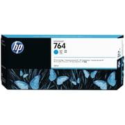 HP 764 Ink Cartridge, Cyan, (C1Q13A)