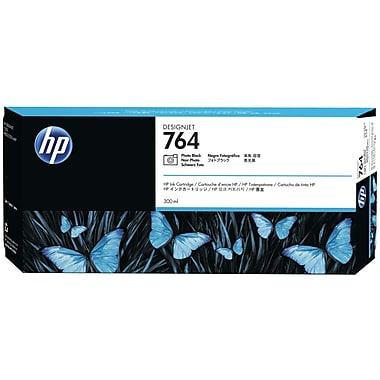 HP – Cartouche d'encre 764, jet d'encre, noir photo (C1Q17A)