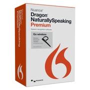 NuanceMD – Dragon NaturallySpeaking V.13.0 Us Premium, sans fil, 1 utilisateur