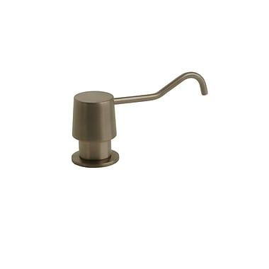 Giagni Traditional Deck Mount Soap Dispenser; Oil Rubbed Bronze