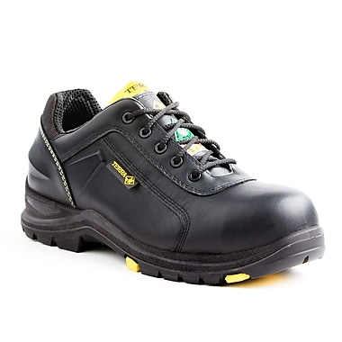 Terra Carter (ESR) Men's Casual Safety Shoe, Black, Size 5