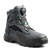 "Terra Cormac BOA 6"" Men's Work Boot, Black"