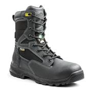Terra – Chaussures de travail de 8 po Rexton pour hommes, noir