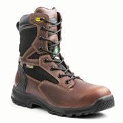 Terra – Chaussures de travail de 8 po Rexton pour hommes, acajou