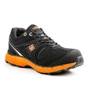 Terra – Chaussures sportives de sécurité Pacer pour hommes, orange brûlé