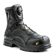 "Terra Cable 8 "" Men's Work Boot, Black"