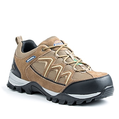 Dickies® Solo Men's Safety Hiker, Brown, Size 14