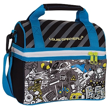 Louis Garneau Children Lunch Boxes with Dome Opening