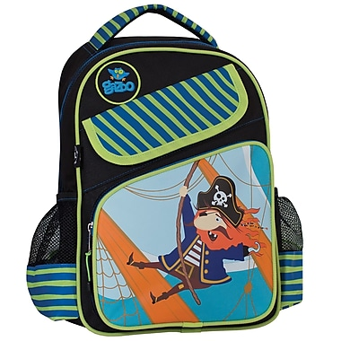 Gazou Preschool Backpack, Pirate