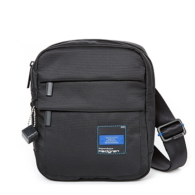 Hedgren Margin Shoulder Bag, Black (HBL02 BLACK)