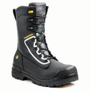Terra – Chaussures de travail spécialisé Leduc pour hommes, noir
