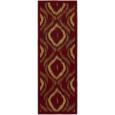 Torabi Rugs Stella Rug, Red, 2'8