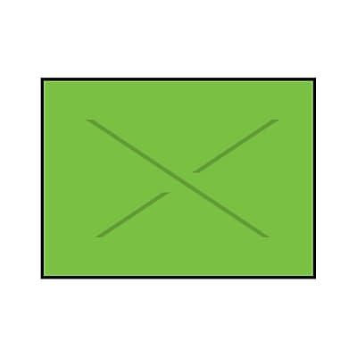 Garvey® Blank Labels, 12 mm x 18 mm, 14,000 Labels/Sleeves (1812-03070)