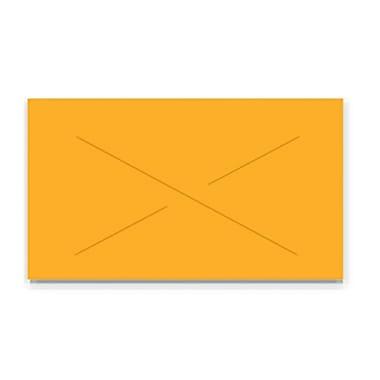 Garvey® Blank Label, Fluorescent Orange, 12 mm x 22 mm, 11,000 Labels/Sleeve (GX2212)