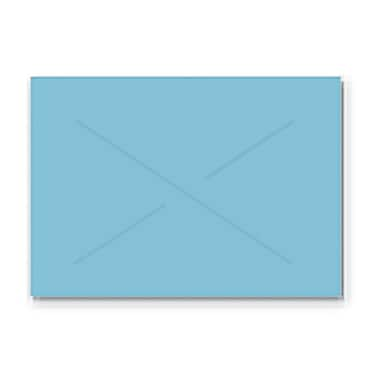 Garvey® 16 mm x 22 mm Blank Label, Blue, 9000 Labels/Sleeve (GX2216)