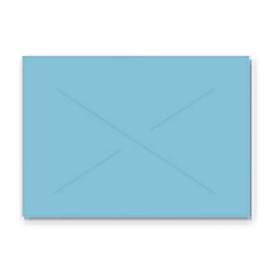 Garvey® Blank Label, Blue, 16 mm x 22 mm, 9000 Labels/Sleeve (GX2216)