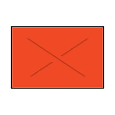 Garvey® Blank Labels, 16 mm x 25 mm, 8000 Labels/Sleeve (2516-09540)