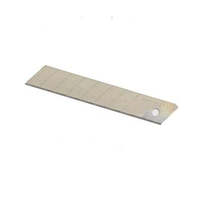 Garvey® 13-Point Snap Knife Blade, Silver, 5/Pack (CUT-40458)